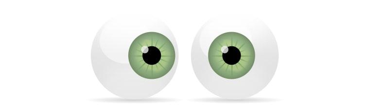 Occhi con Strabismo
