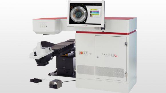 Cataratta con il nuovo laser a femtosecondi Catalys