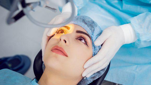 Operazione agli occhi: tempi di recupero post operazione